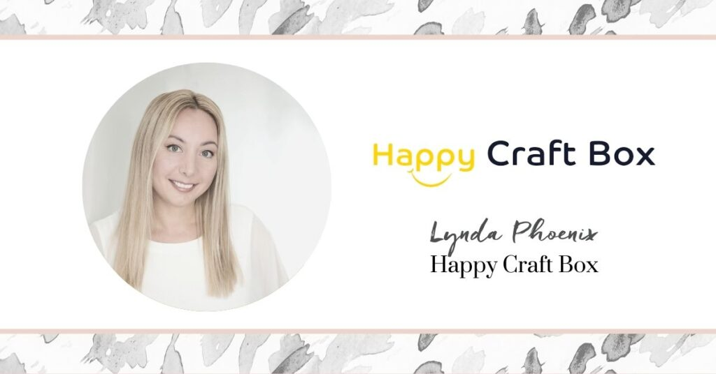 Blog I started a business in Lockdown Happy Craft Box